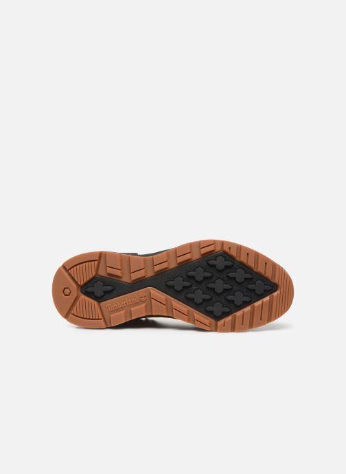 Sneakers Timberland Field Trekker Mid Bruin boven