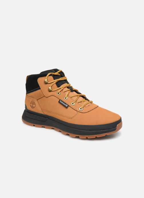 Sneakers Timberland Field Trekker Mid Bruin detail