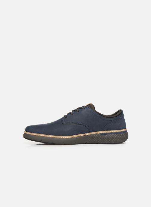 Sneaker Timberland Cross Mark PT Oxford blau ansicht von vorne