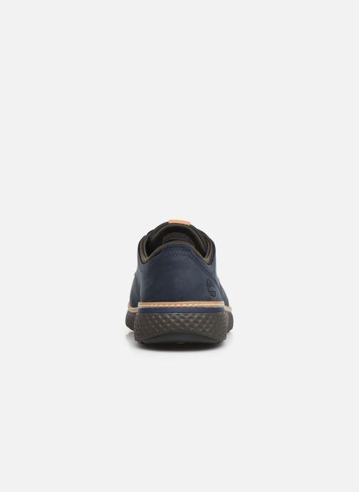 Sneakers Timberland Cross Mark PT Oxford Azzurro immagine destra
