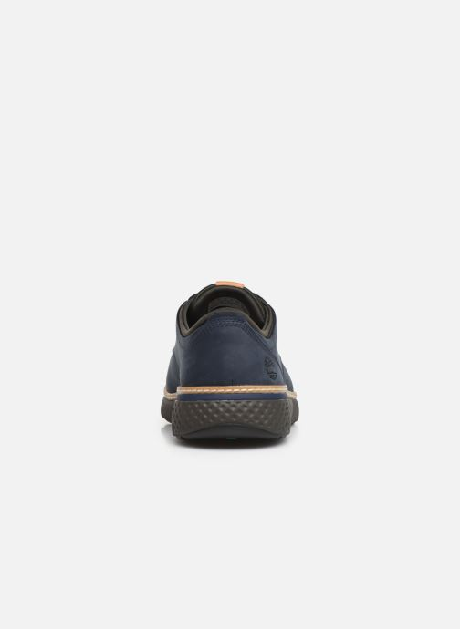 Sneaker Timberland Cross Mark PT Oxford blau ansicht von rechts