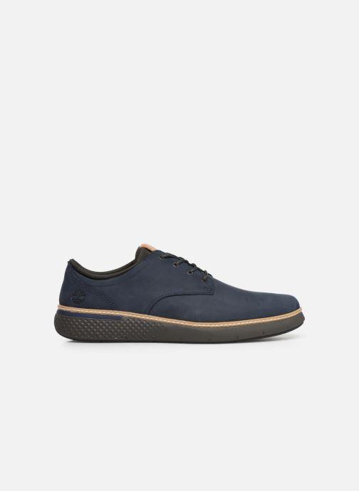 Sneaker Timberland Cross Mark PT Oxford blau ansicht von hinten