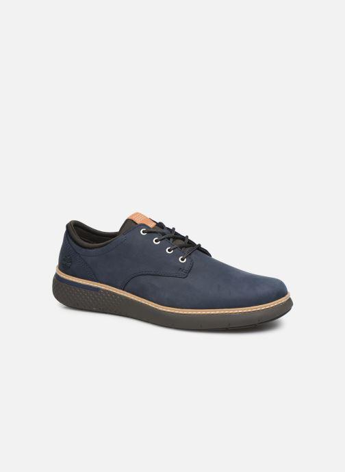 Sneaker Timberland Cross Mark PT Oxford blau detaillierte ansicht/modell