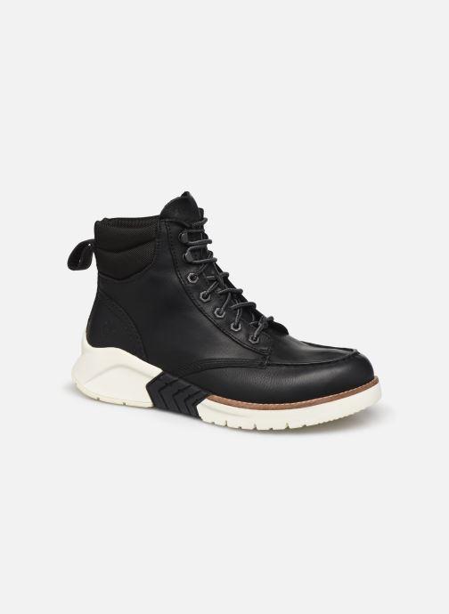Stiefeletten & Boots Timberland MTCR Moc Toe Boot schwarz detaillierte ansicht/modell