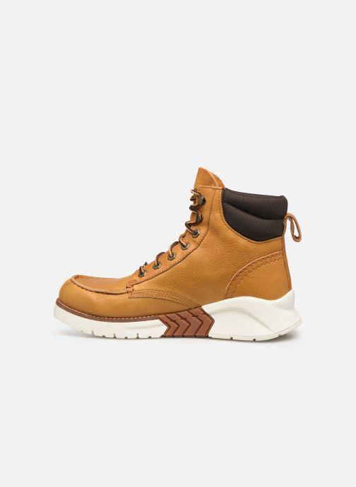 Bottines et boots Timberland MTCR Moc Toe Boot Marron vue face