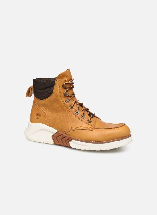 Bottines et boots Timberland MTCR Moc Toe Boot Marron vue détail/paire