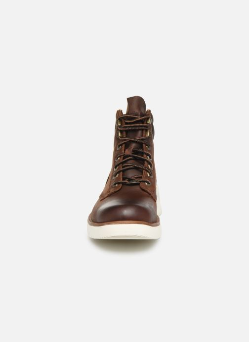Ankle boots Timberland MTCR Plain Toe Boot Brown model view