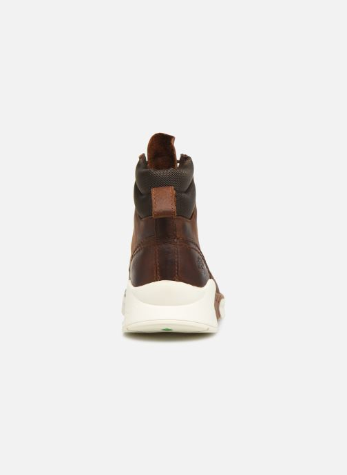 Ankle boots Timberland MTCR Plain Toe Boot Brown view from the right