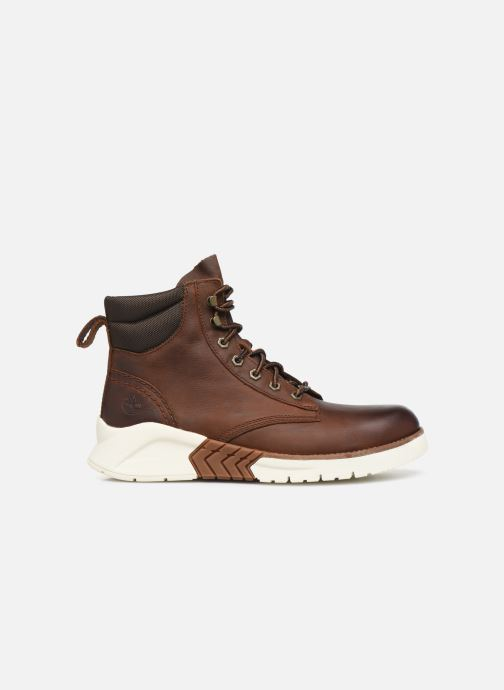 Ankle boots Timberland MTCR Plain Toe Boot Brown back view