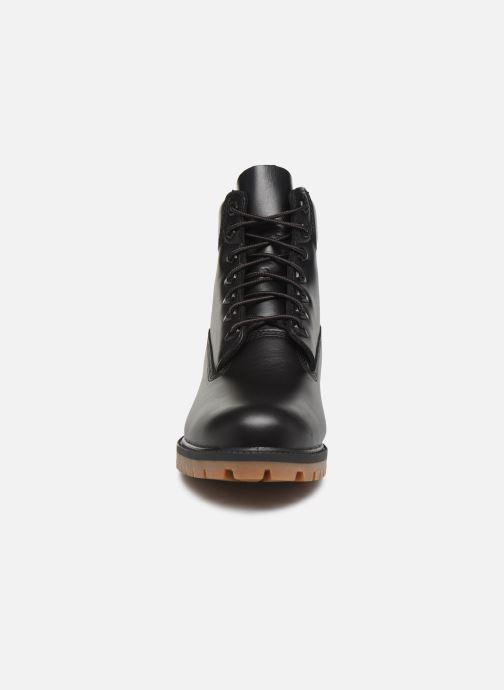 Bottines et boots Timberland 6 Inch Premium Boot H Noir vue portées chaussures