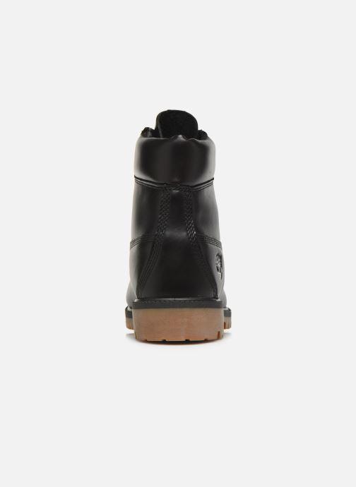 Bottines et boots Timberland 6 Inch Premium Boot H Noir vue droite