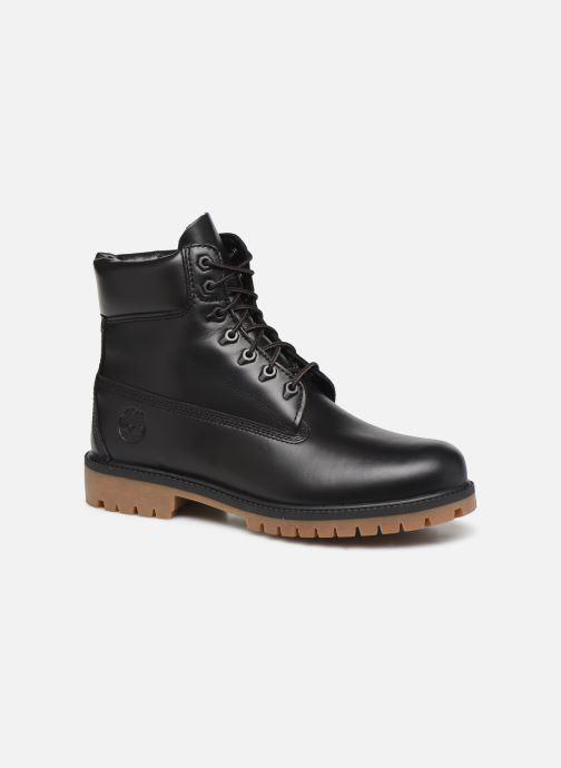 Bottines et boots Timberland 6 Inch Premium Boot H Noir vue détail/paire