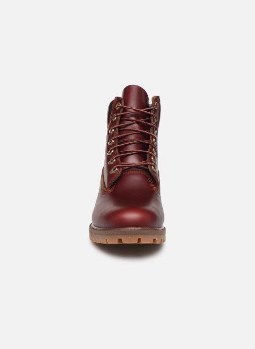 Boots en enkellaarsjes Timberland 6 Inch Premium Boot H Bruin model