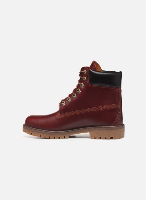 Boots en enkellaarsjes Timberland 6 Inch Premium Boot H Bruin voorkant