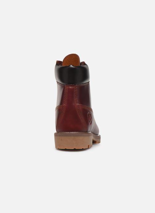 Bottines et boots Timberland 6 Inch Premium Boot H Marron vue droite