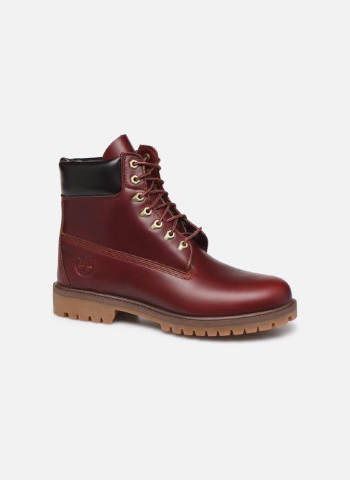 Bottines et boots Timberland 6 Inch Premium Boot H Marron vue détail/paire