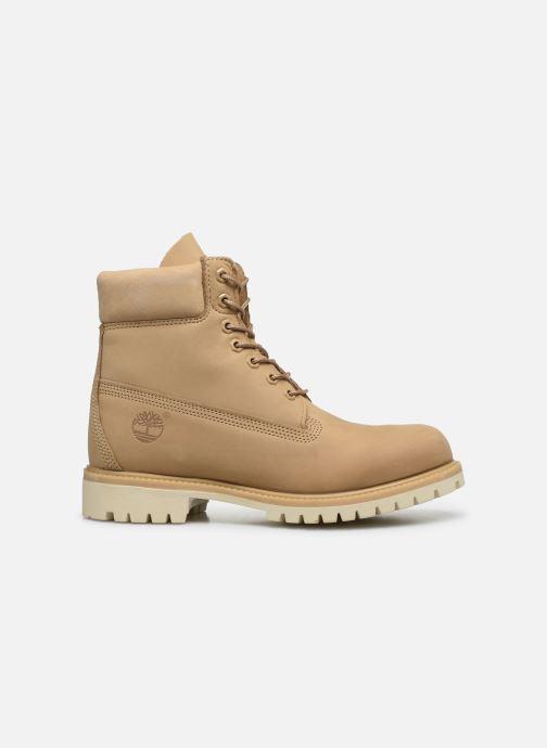 Bottines et boots Timberland 6 Inch Premium Boot H Beige vue derrière