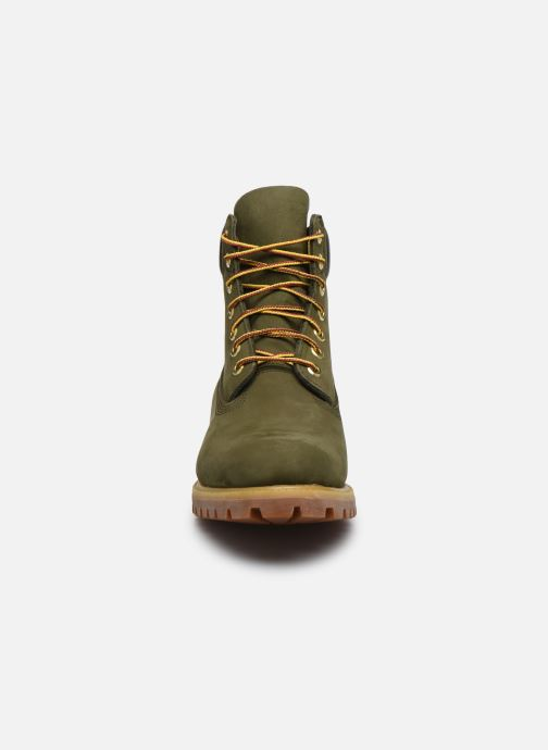 Bottines et boots Timberland 6 Inch Premium Boot H Vert vue portées chaussures