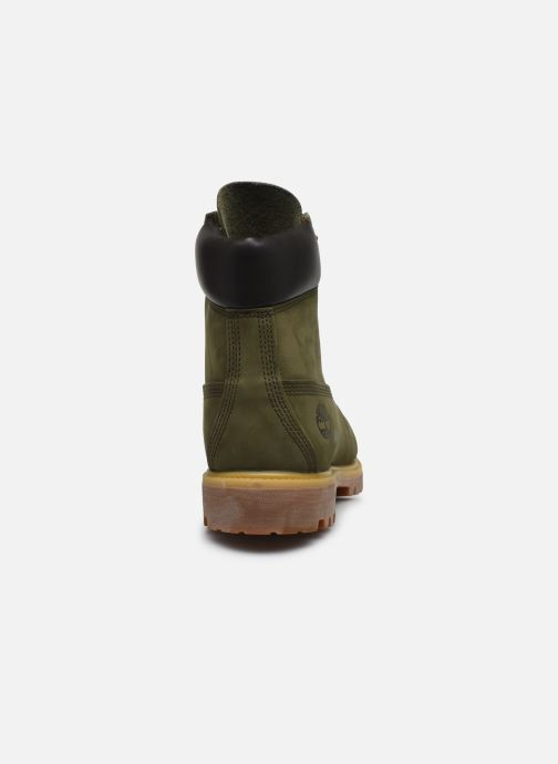Ankle boots Timberland 6 Inch Premium Boot H Green view from the right