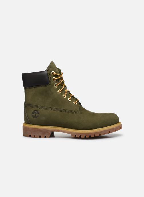 Boots en enkellaarsjes Timberland 6 Inch Premium Boot H Groen achterkant