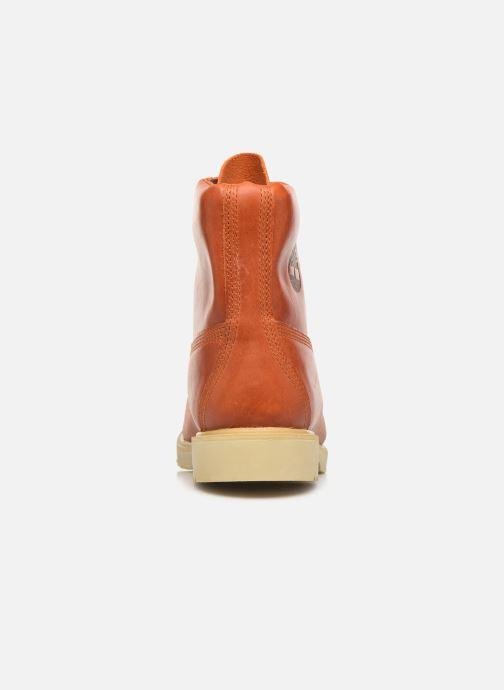 """Boots en enkellaarsjes Timberland TBL 1973 Newman 6"""" Boot WP Bruin rechts"""