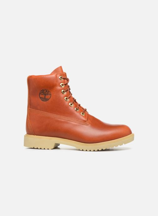 """Boots en enkellaarsjes Timberland TBL 1973 Newman 6"""" Boot WP Bruin achterkant"""
