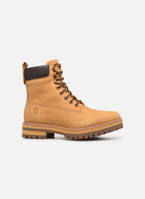 Bottines et boots Timberland Courma Guy Boot WP Beige vue derrière