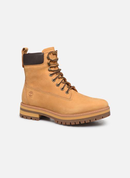 Boots en enkellaarsjes Timberland Courma Guy Boot WP Beige detail