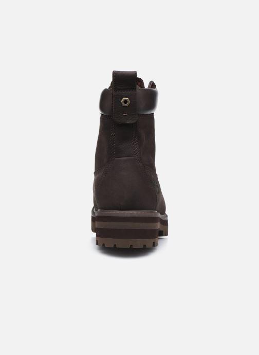 Stiefeletten & Boots Timberland Courma Guy Boot WP braun ansicht von rechts