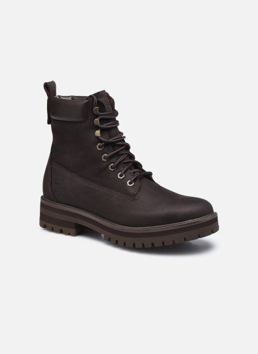 Stiefeletten & Boots Timberland Courma Guy Boot WP braun detaillierte ansicht/modell