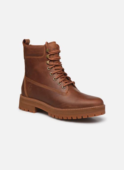 Botines  Timberland Courma Guy Boot WP Marrón vista de detalle / par