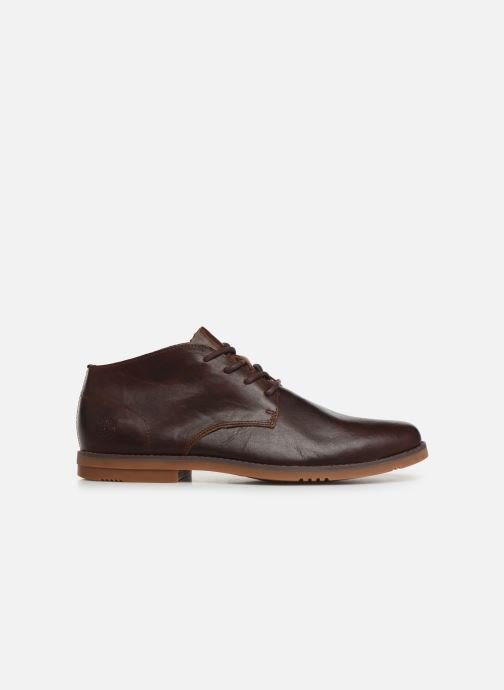 Ankle boots Timberland Yorkdale PT Chukka Brown back view