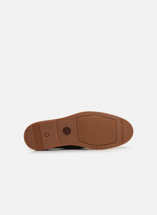 Chaussures à lacets Timberland Yorkdale PT Ox Marron vue haut