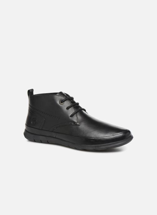 Ankelstøvler Kickers LAYTON Sort detaljeret billede af skoene