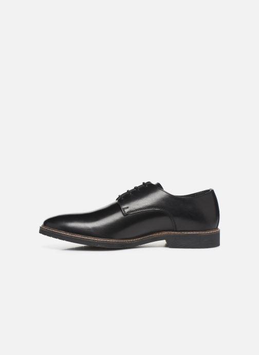 Chaussures à lacets Kickers MALDAN Noir vue face