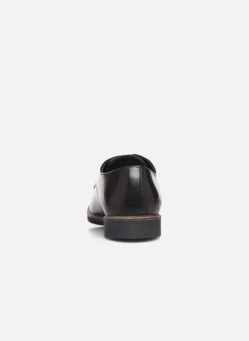 Chaussures à lacets Kickers MALDAN Noir vue droite