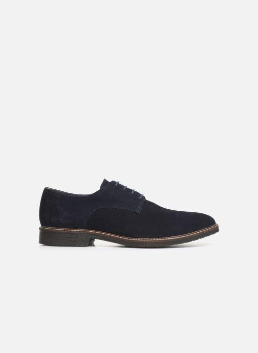 Chaussures à lacets Kickers MALDAN Bleu vue derrière