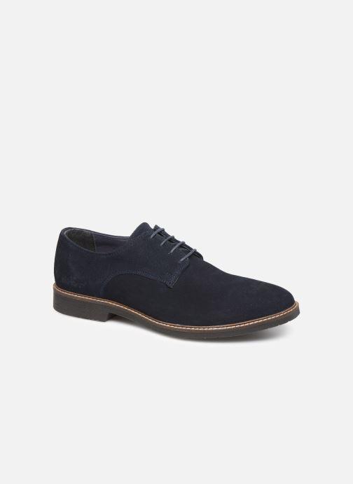 Chaussures à lacets Kickers MALDAN Bleu vue détail/paire