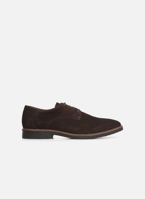 Chaussures à lacets Kickers MALDAN Marron vue derrière