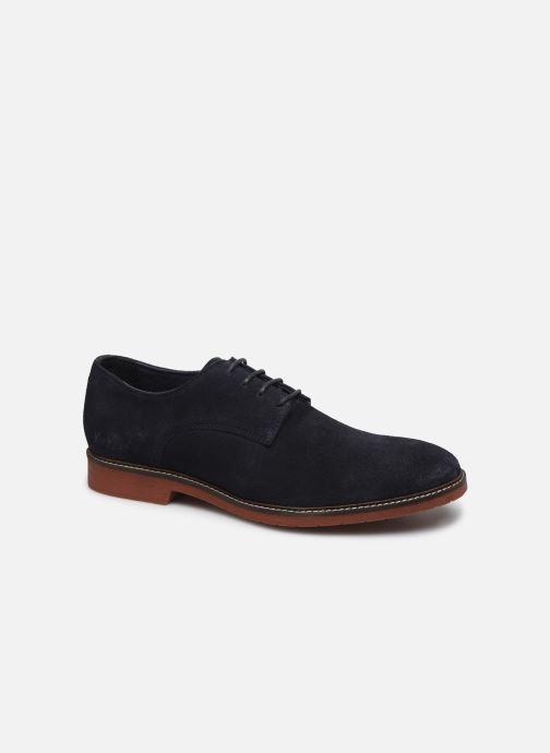 Zapatos con cordones Kickers MALDAN Azul vista de detalle / par