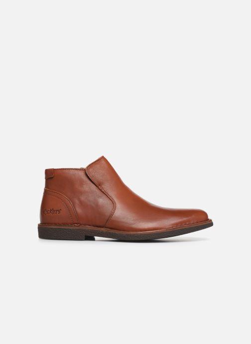 Bottines et boots Kickers MILOU Marron vue derrière