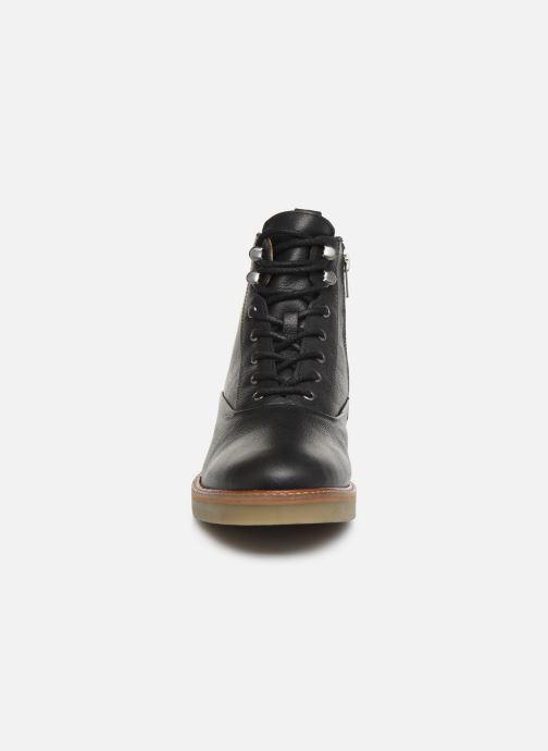 Bottines et boots Kickers OXIMAL Noir vue portées chaussures