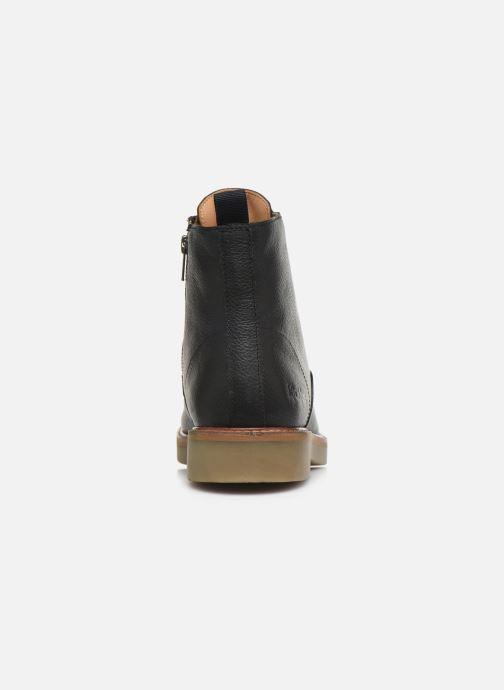 Bottines et boots Kickers OXIMAL Noir vue droite