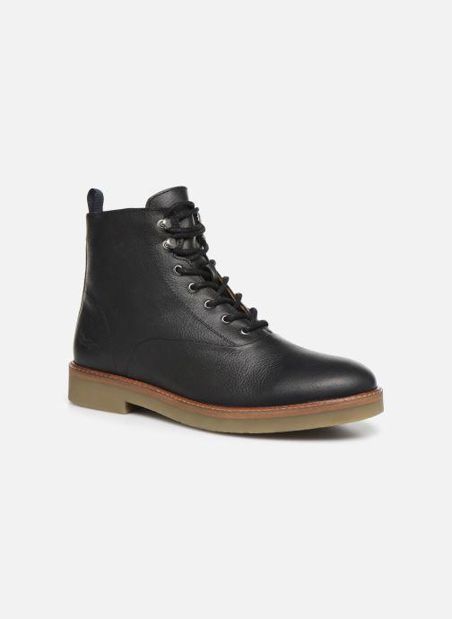 Ankelstøvler Kickers OXIMAL Sort detaljeret billede af skoene