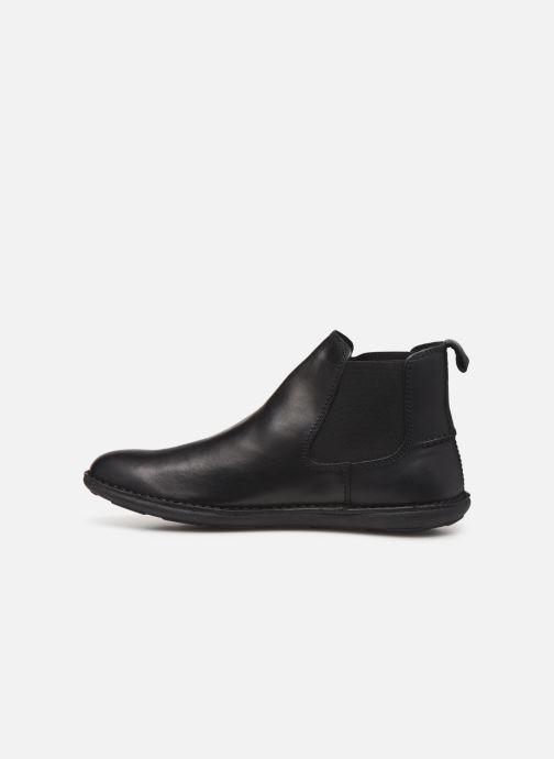 Bottines et boots Kickers SWINGUY Noir vue face