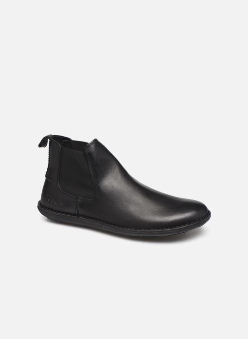 Boots en enkellaarsjes Kickers SWINGUY Zwart detail
