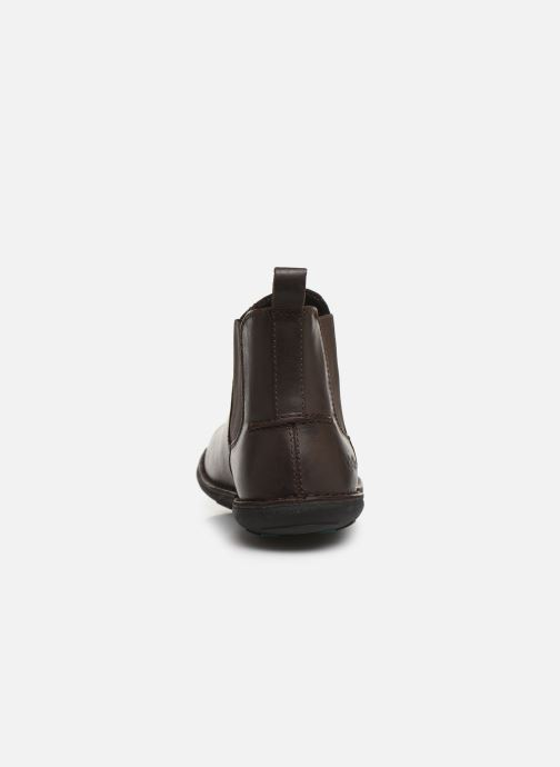 Kickers SWINGUY (Marron) Bottines et boots chez Sarenza