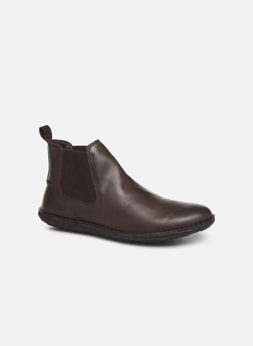 Stiefeletten & Boots Kickers SWINGUY braun detaillierte ansicht/modell