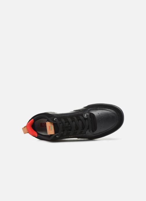 Sneakers Kickers ATLANTE Nero immagine sinistra