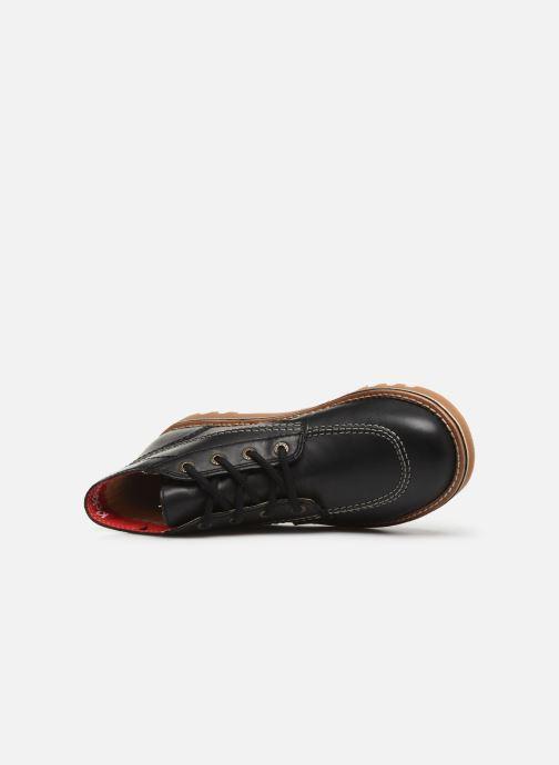 Bottines et boots Kickers NEOTRECK H Noir vue gauche